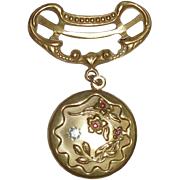 Gorgeous Lady's Pendant for You or Your Doll!