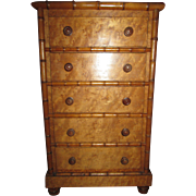 Magnificent Large Chest of Drawers for Your French Doll!