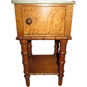Gorgeous Night Stand for Your Large French Doll!