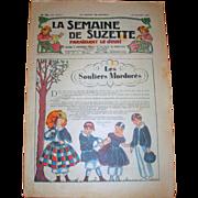 La Semaine de Suzette September 30, 1926