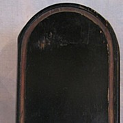 Antique Parlor Dome base, tray