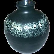 Vintage Berkshire Redware Art Pottery Vase