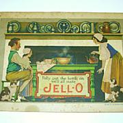Vintage Maxfield Parrish Jello Recipe Booklet 1924