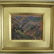 Pastel by Robert Alexander Graham