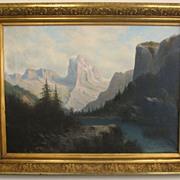 Oil on Canvas by Arthur Gilbert English 1819-1895