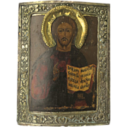 19th Century Russian Icon