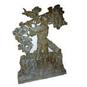 Bronze Bas Relief by Pompeo Coppini