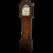 Scottish Longcase Grandfather Clock John Duff Rothiemay
