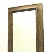 Italian Gilt Molded Frame Mirror