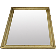 19th Century Moulded Gilt Mirror