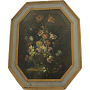 Dutch or Italian Flower Painting in the Style of Monnoyer.