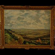 Oil on Canvas by David Birch, 1947 (English)