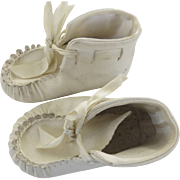 Ideal Baby Shoes Kid Satin Ties