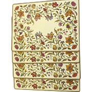 Eight (8) Pimpernel Place Mats