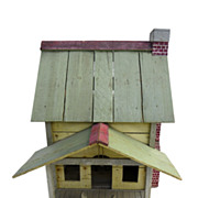 American Painted Countryside Dollhouse.