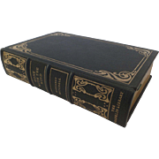 "SOLD Vintage Limited Edition Franklin Library Full Leather ""Gone with the Wind"" Marg"