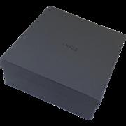 Lalique Empty Box for Athena Coupe Bowl