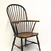 English Tall Back Windsor Chair