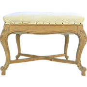 French Louis XV Style Stool