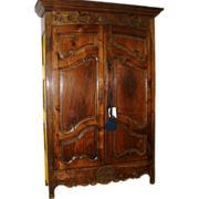 French Armoire Louis XV