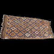 Large Woolen Kilim Rug
