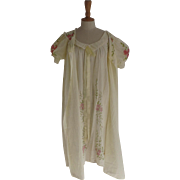 Robe and Nightgown Peignoir Set Flair Lingerie Styled by Helen Bencker 1960's