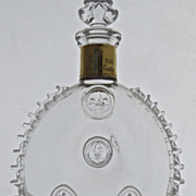 Remy Martin Louis III Baccarat Decanter.