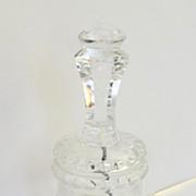 Cut Crystal Vintage Bell