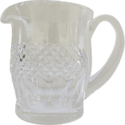 """Vintage Waterford Crystal Pitcher """"Colleen"""""""