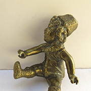 Bronze Figure of a Baby