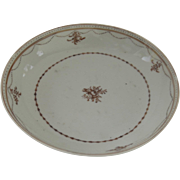 Chinese Export Saucer c 1810