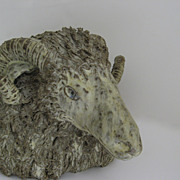 Artist Made Pottery Ram England