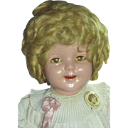 """SOLD 22"""" Shirley Temple"""