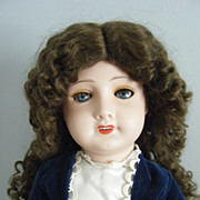 "REDUCED 22"" Tall Unis French Doll 301"