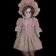 "German Closed Mouth Belton Type Doll  Impish 12"" Tall"