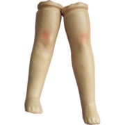Composition Doll Legs