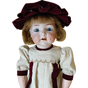 Antique Kammer and Reinhardt  Simmon & Halbig circa 1909. Mold # 121 Toddler Doll