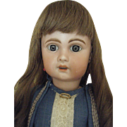 REDUCED antique Doll french Jumeau 1907, Beautiful French Bebe