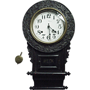 Working Antique Wall Clock