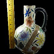 William Dell Cincinnati art pottery jug no 14 hungarian style.