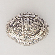 Parisian Silver Box