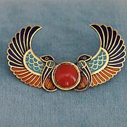Egyptian Revival Brooch