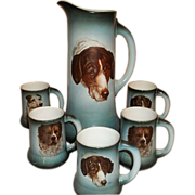 Taylor Smith Taylor Dog Tankard Set.