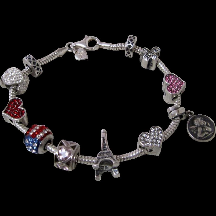 Kays Charm Bracelets: Diamond Wedding Bands: April 2015