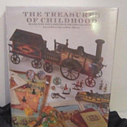 SOLD Vintage The Treasures of Childhood, a Books, Toys & Games from the Opie Collection - Red