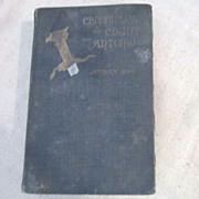 Vintage The Chronicles of Count Antonio c1895