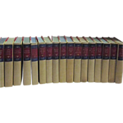17 Zane Grey Books from Black's Readers Set