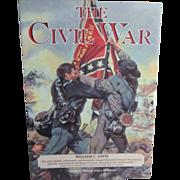 Three Volume Civil War Set Illustrated Books