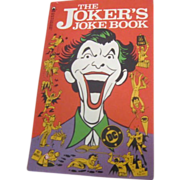 The Joker's Joke Book DC Comics