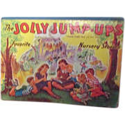 The Jolly Jump-Ups Favorite Nursery Stories Pop-up Book